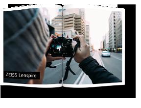 ZEISS LENSPIRE – die neue Kundenkommunikation von ZEISS Camera Lenses