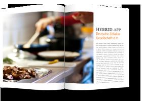 Küchenszene: Kochen von Pilzen