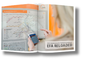VVS: Elektronische Fahrplanauskunft reloaded