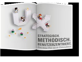 Strategisch. Methodisch. Benutzerzentriert.